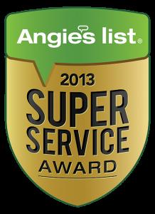 AngiesListSuperServiceAward2013